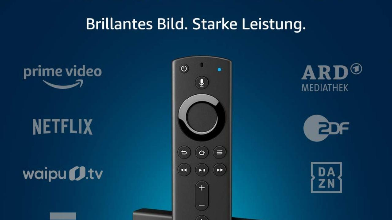 Amazon Fire TV 4K