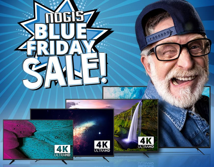 Blue Friday bei NOGIS