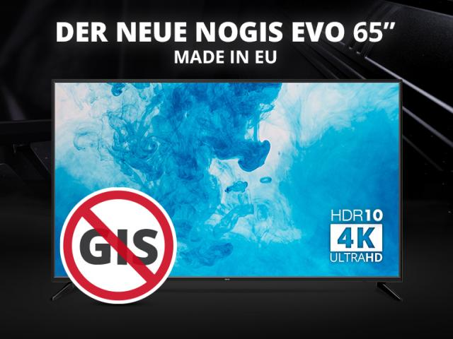 NOGIS 65 made in Europe