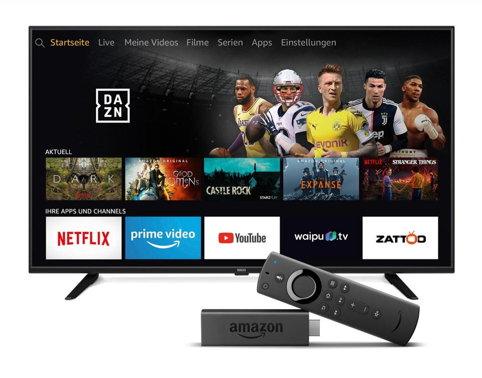 "NOGIS EVO 43"" Fire TV Stick"